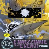 L'orizzonte degli eventi – Ep.2